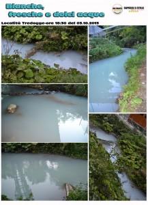 Caposele - Tredogge acqua bianca